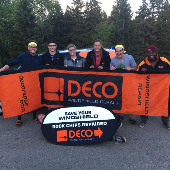 Summer Job - Student Employment   DECO Windshield Repair